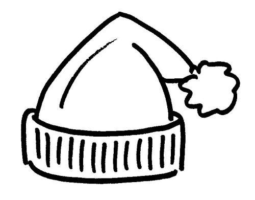 Images libres de droit bonnet - Dessin de bonnet ...