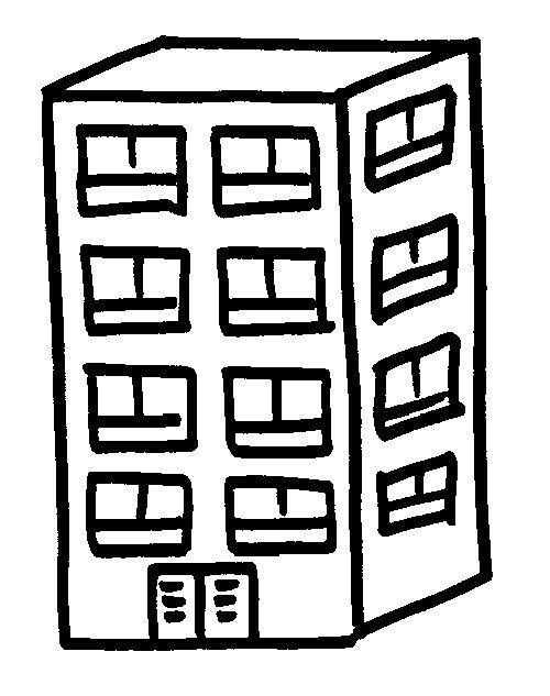 Comment Dessiner Un Immeuble Etape Par Etape